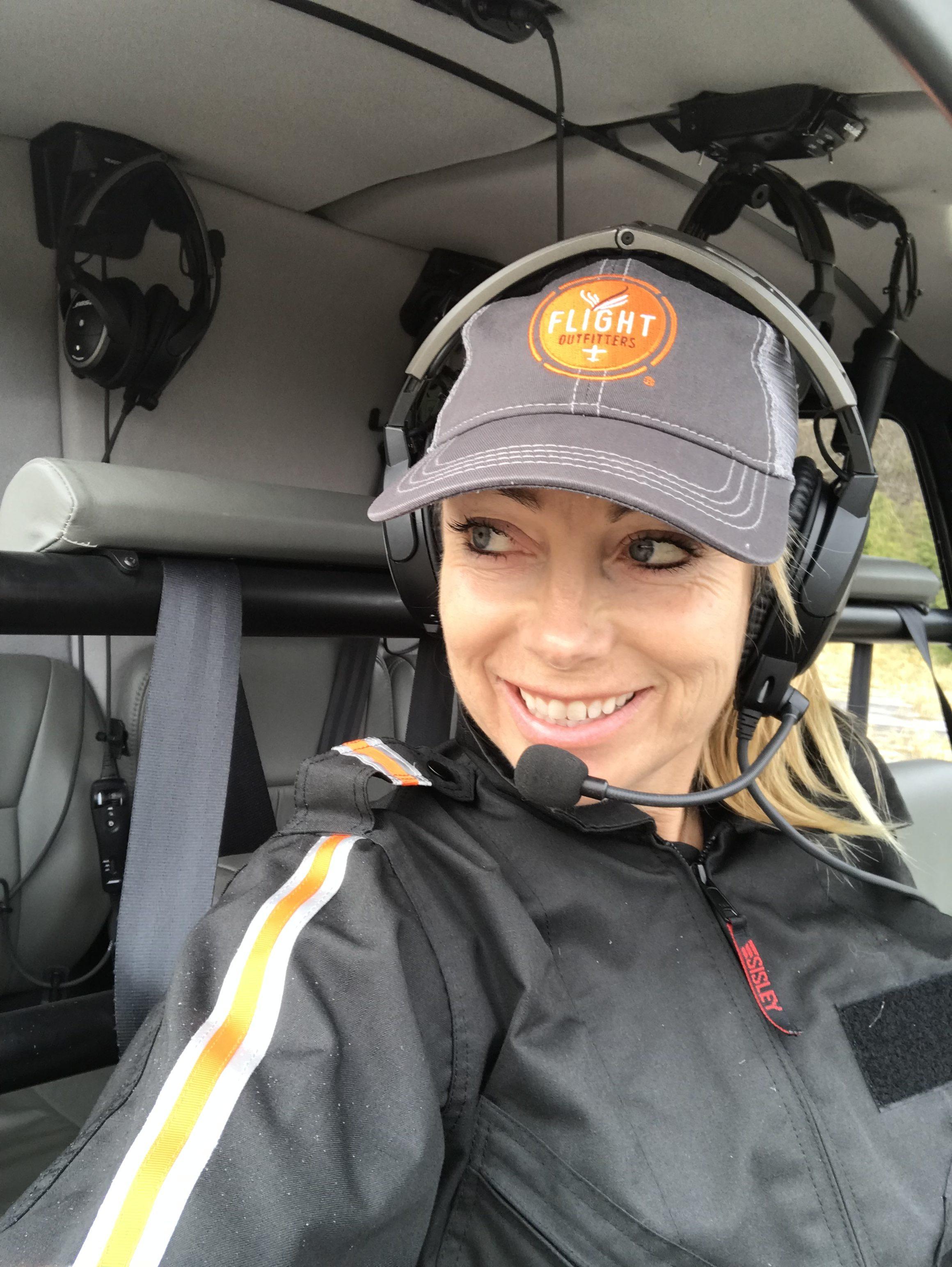 Navigator Leigh Coates